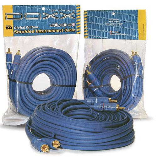 DAXX R44 Аналоговый аудио кабель с экраном и управляющим проводом Global Edition купить