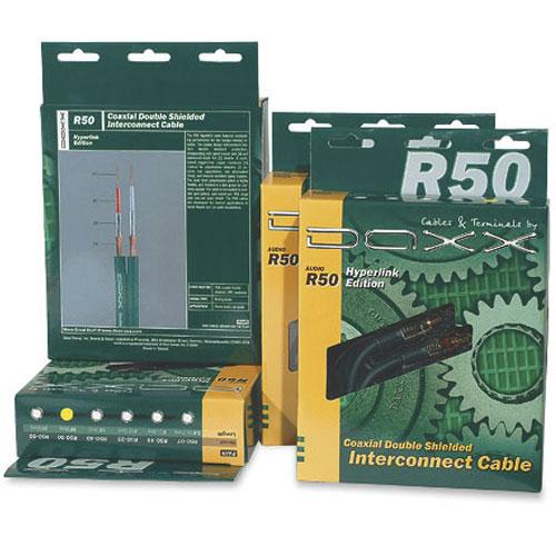 DAXX R50 Аналоговый аудио кабель с двойным экраном