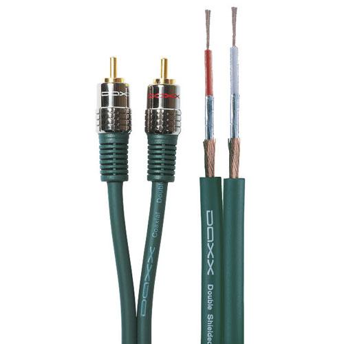 DAXX R50 Аналоговый аудио кабель с двойным экраном Hyperlink Edition фото