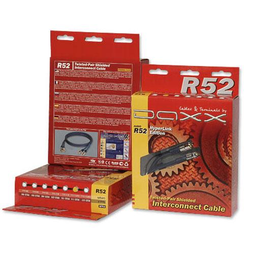 DAXX R52 аудио кабель купить