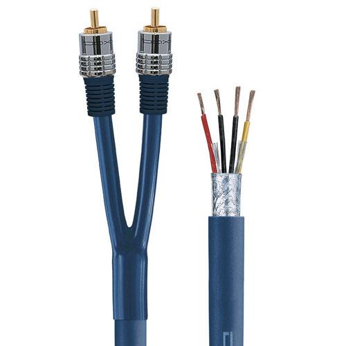 DAXX R52 Аналоговый аудио кабель с экраном и