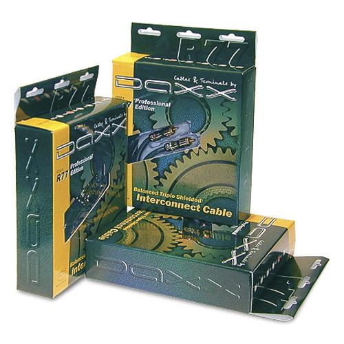 DAXX R77 Аналоговый аудио кабель фото купить