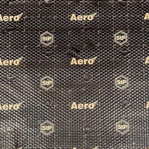 Купить вибропоглощающий материал для авто StP Aero опто Екатеринбург