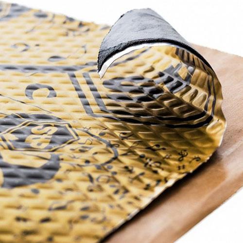 Купить вибропоглощающий материал для авто Вибропласт Gold New оптом в Екатеринбурге