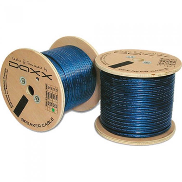 Купить Акустический кабель DAXX из луженой бескислородной меди S38 S36 S35 S34 S33 S32 S30 оптом в Екатеринбурге.