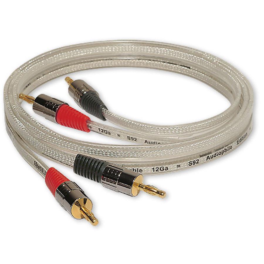 Плоский акустический кабель c посеребренными жилами DAXX S94 и S92 фото