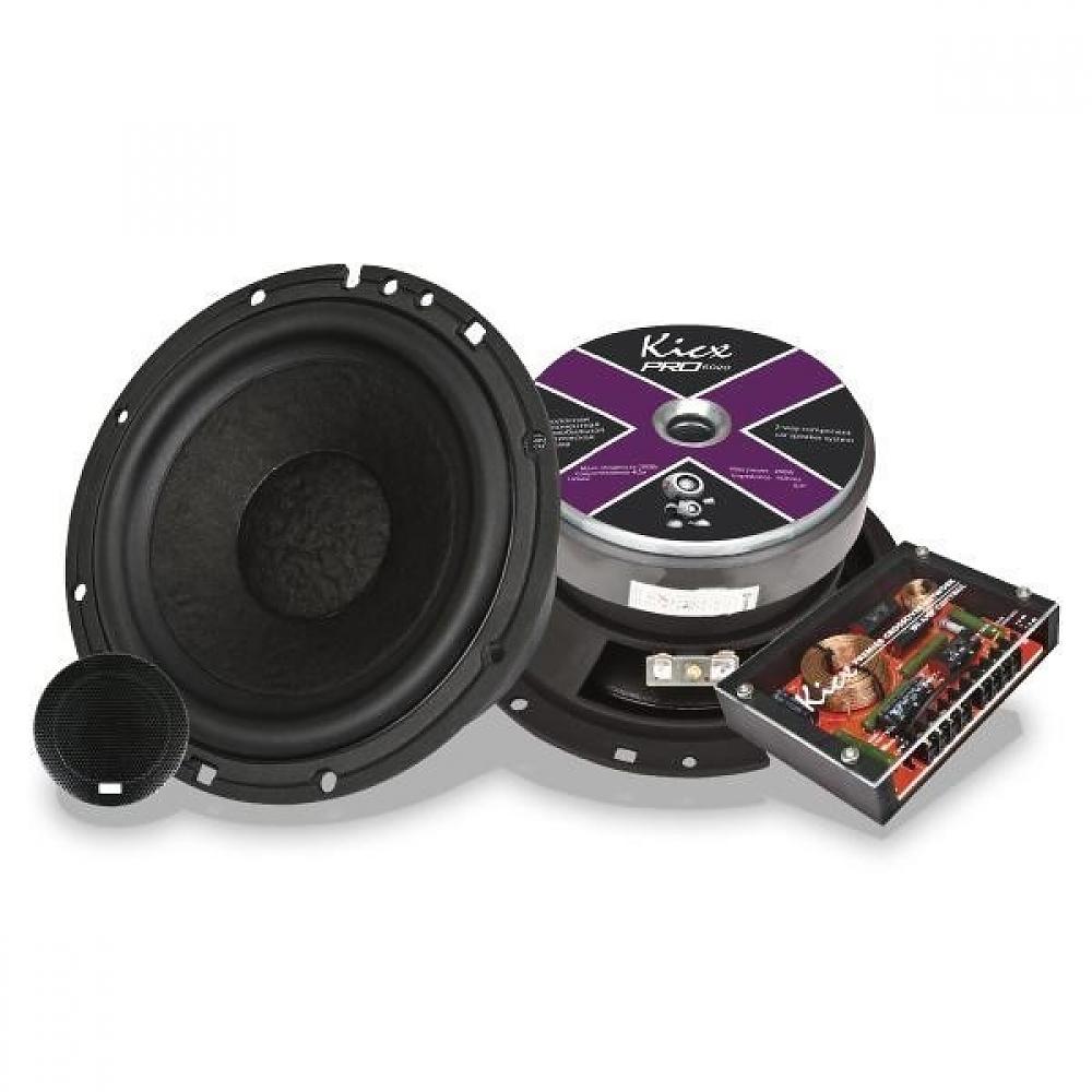 Kicx PRO-6020 2-х полосная компонентная аудиосистема