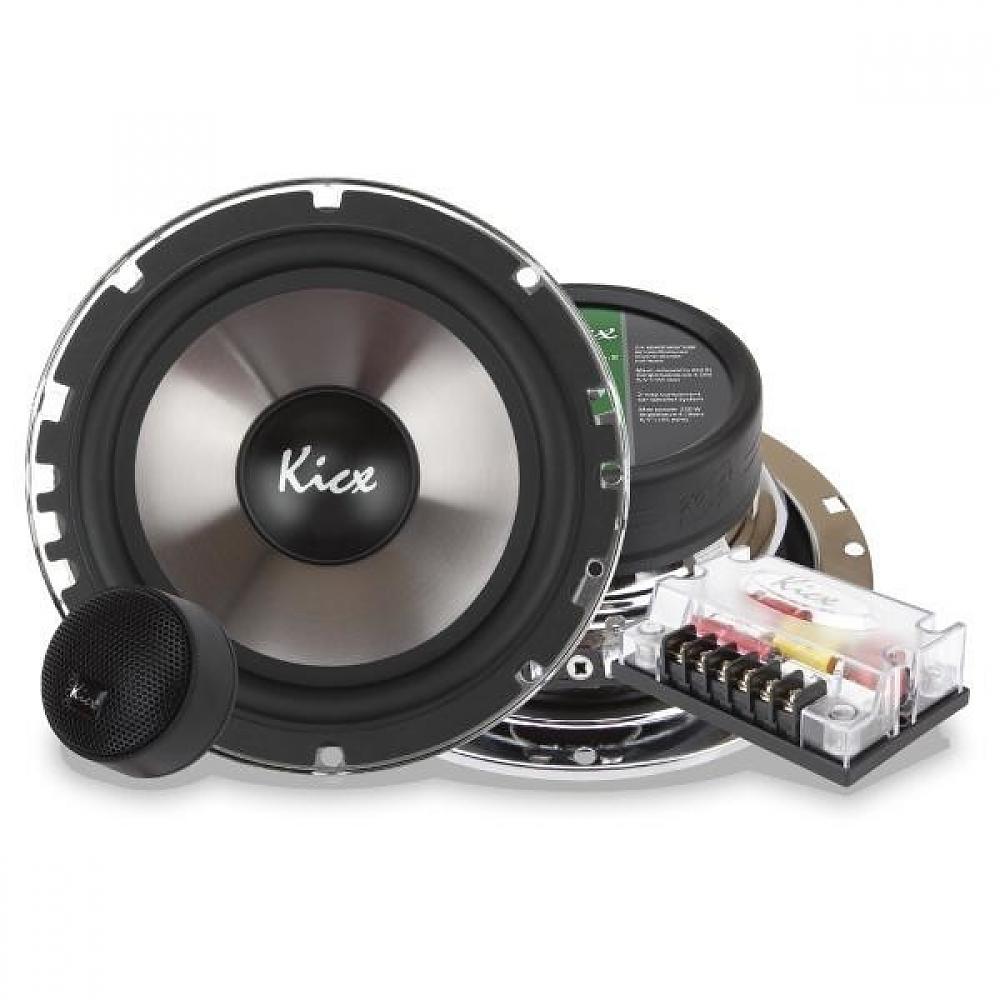 KICX ICQ-6.2 2-х полосные компонентные системы
