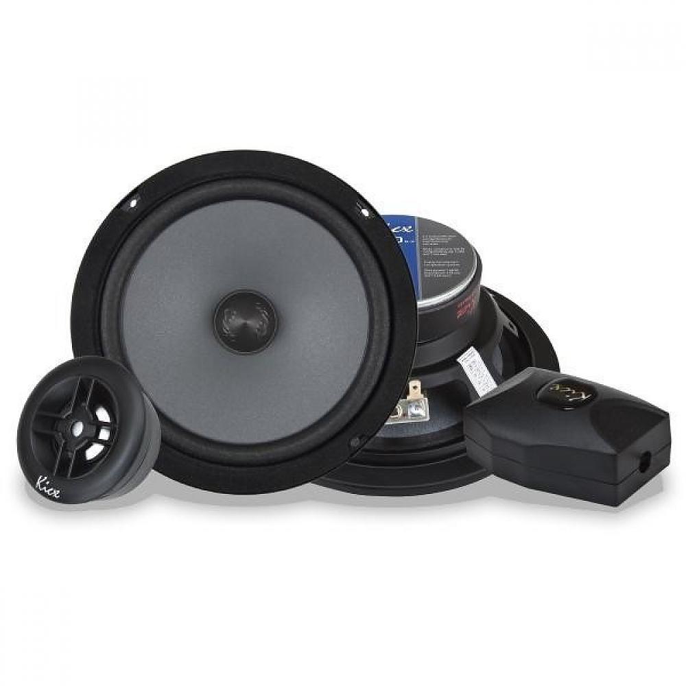 KICX STQ 6.2 2-х полосные компонентные аудиосистемы