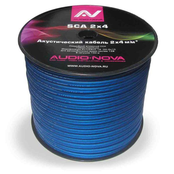Audio-nova SCA 2×4