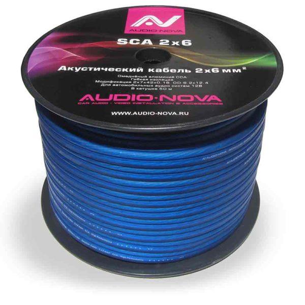 Audio-nova SCA 2×6