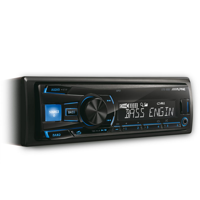 Цифровой медиа-ресивер с USB - UTE-80B